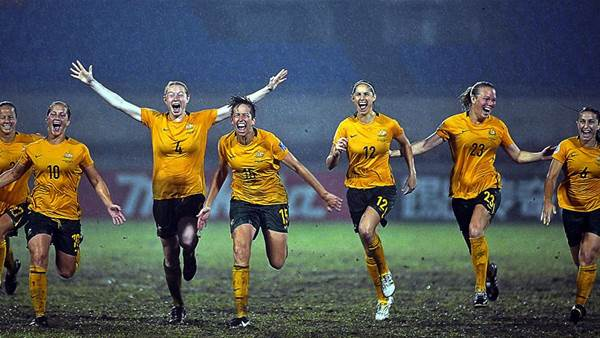 Uncovering old triumphs 10 years since the Matildas' Asian Cup win