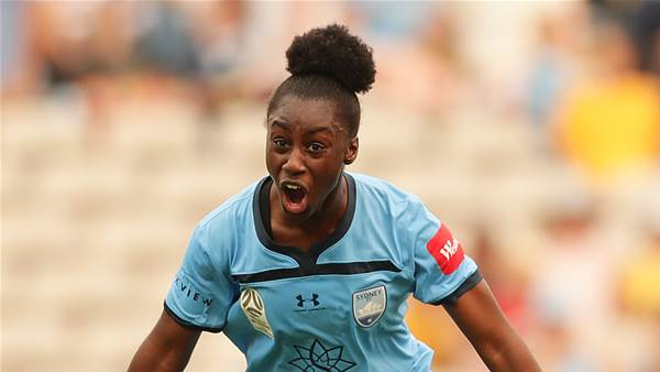 The W-League still has world class stars, Australians just don't know them yet