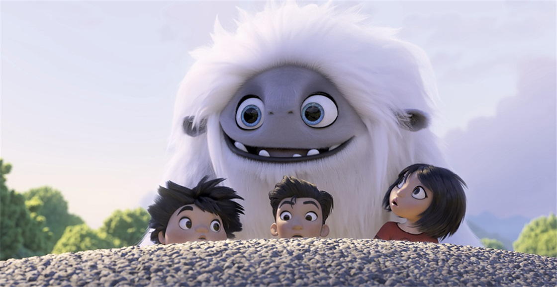 Watch the adorbs trailer for Abominable!