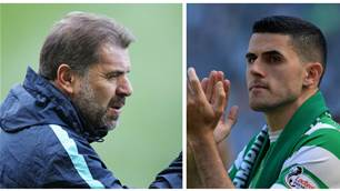 Ange and Tom: The Celtic Socceroos Project