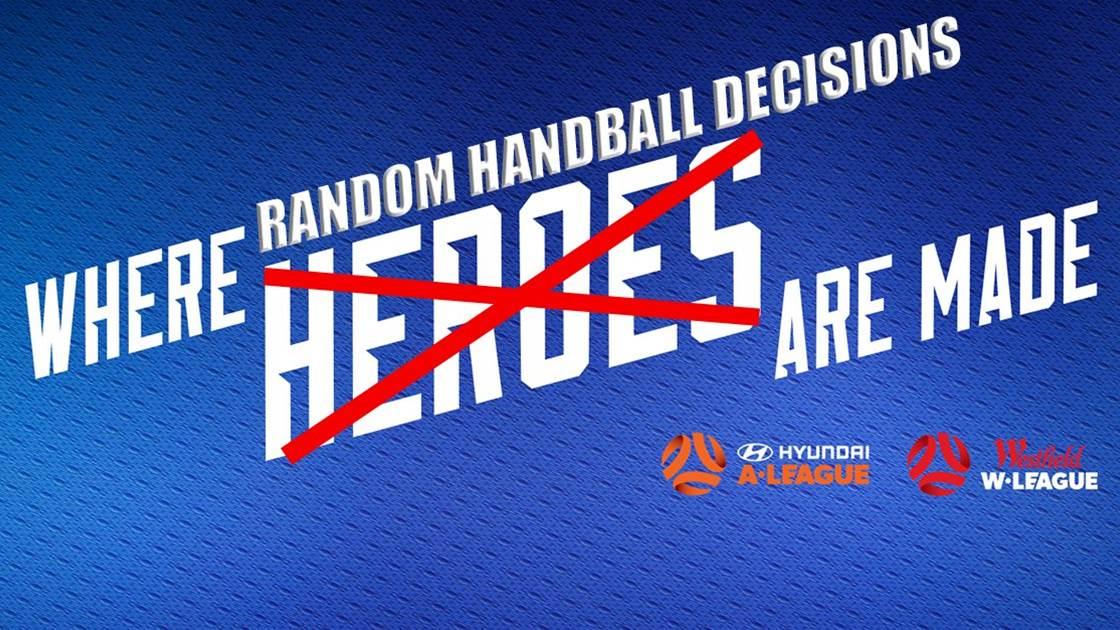 Handball is a pig's breakfast