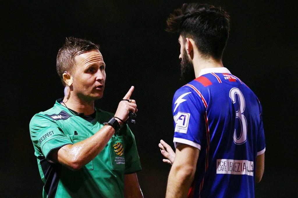 Referees: A Grassroots Crisis
