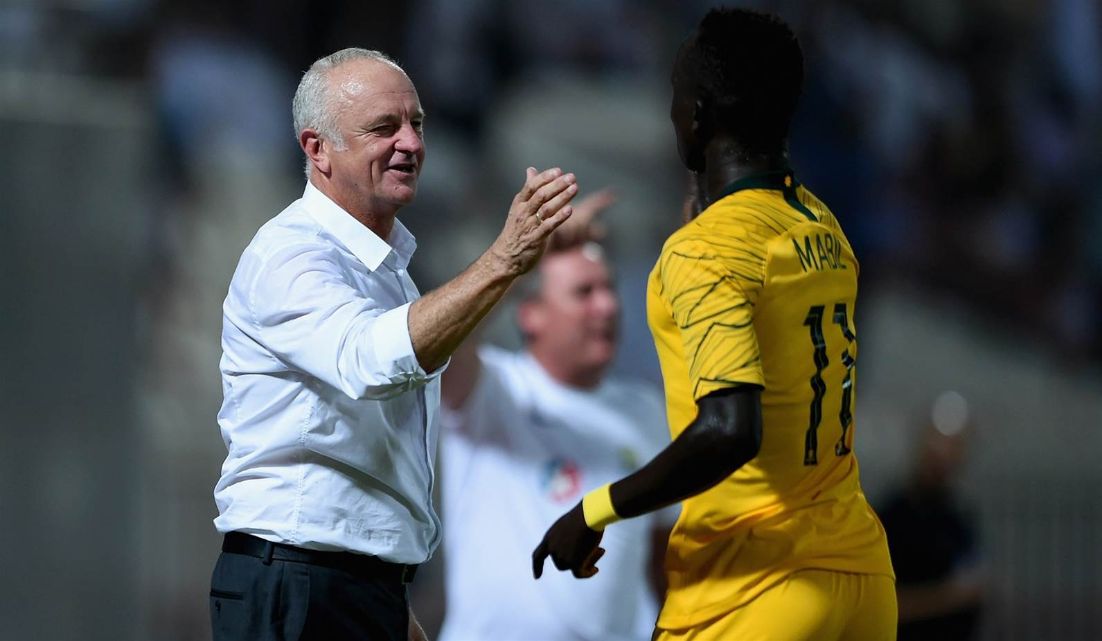 Graham Arnold: The Master of Systems