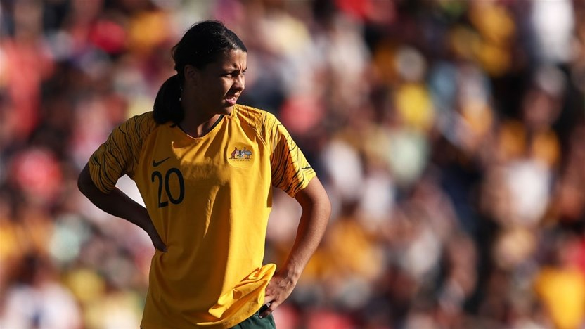 'Kerr decision a turning point in women's football'