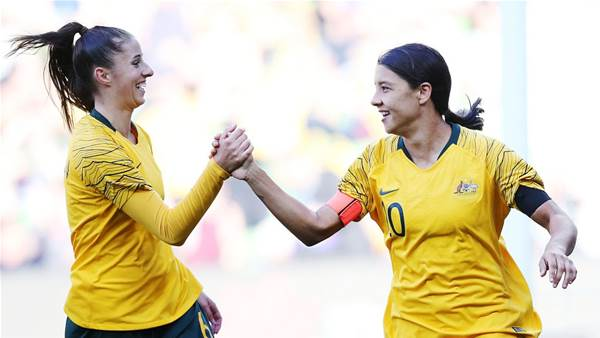 The secret war behind our Women's World Cup bid