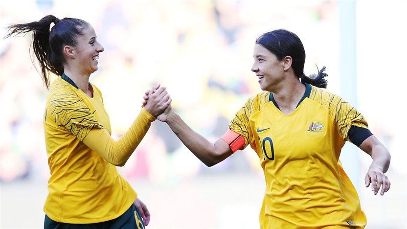 The secret war behind our Women's World Cup bid