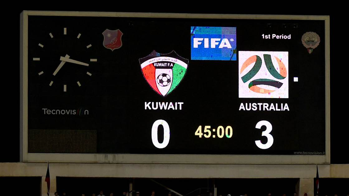 Analysis: Persian Gulf in Class for the Socceroos