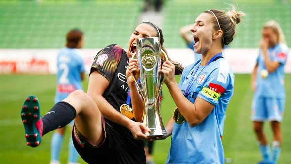 'W-League silence deafening despite 2023 bid success'