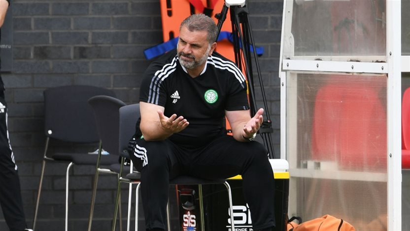 Ange's Celtic criticism shows he's no yes man, but Champions League test comes too soon