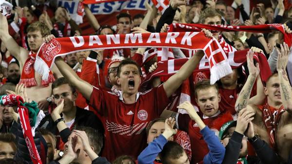 BLOG: The Road to Russia - Denmark