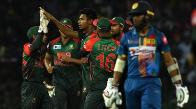 Can David slay Goliath as Bangladesh face India?