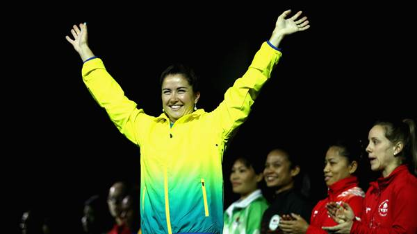 Live blog: Commonwealth Games Day 2