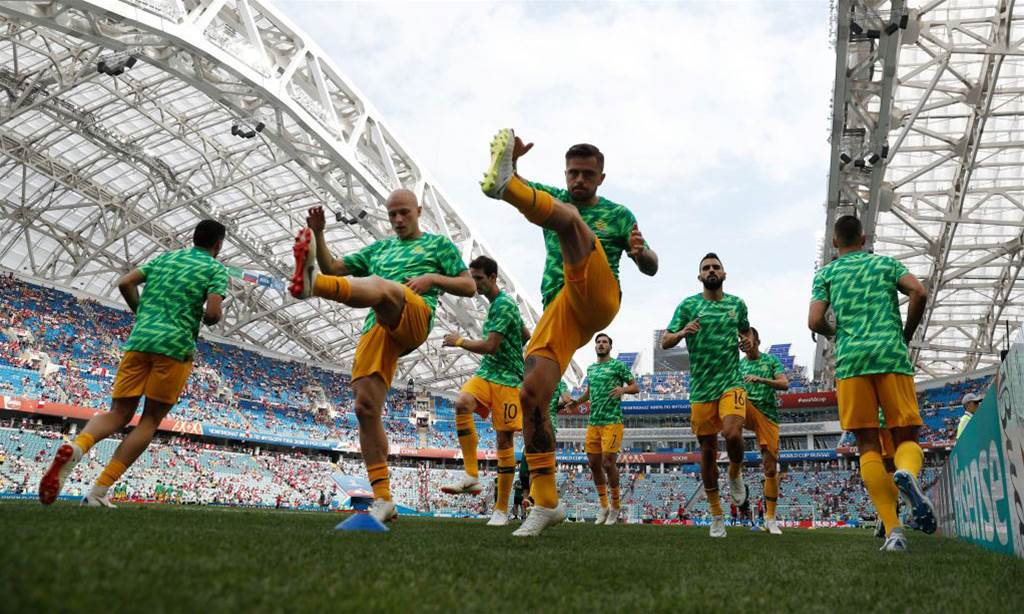 Striking Gold - how to solve the Socceroos' scoring woes