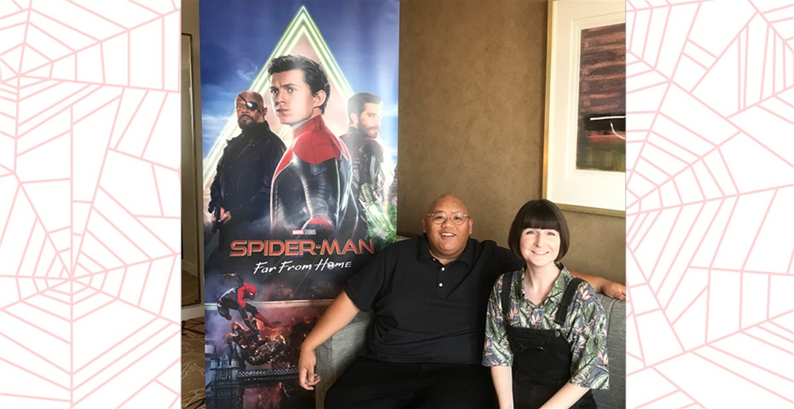 Hanging With Spider-Man: Far From Home's Jacob Batalon