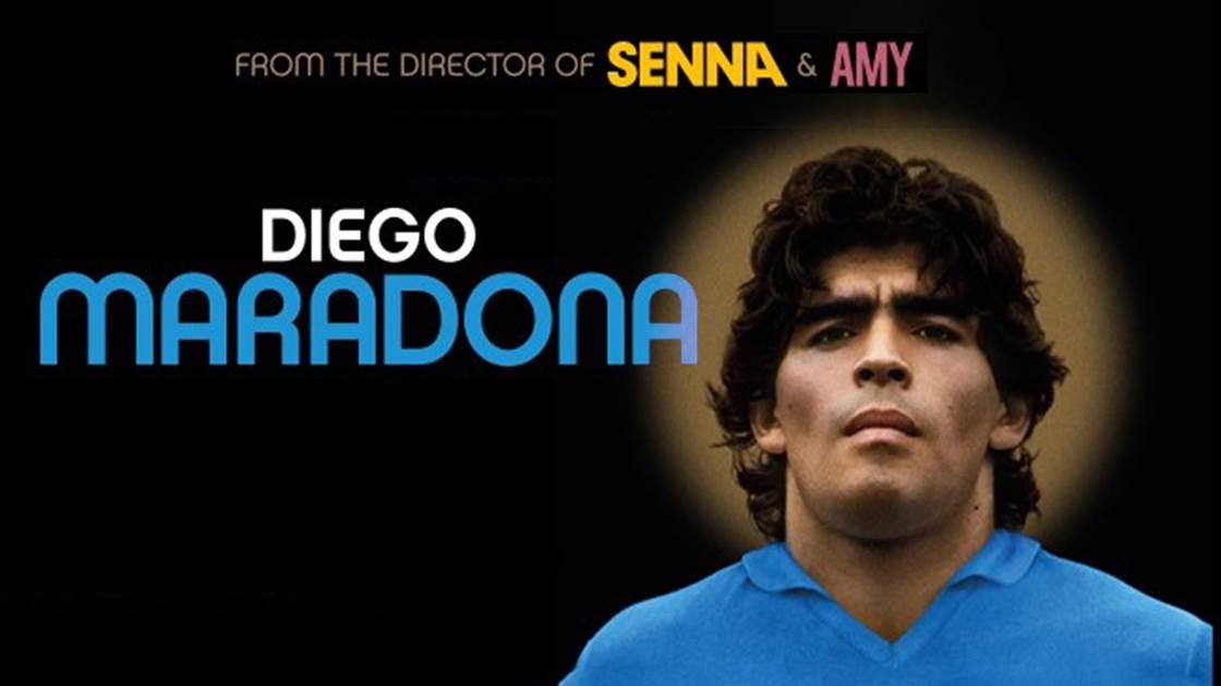 Diego Maradona: Rebel, hero, cheat, god...