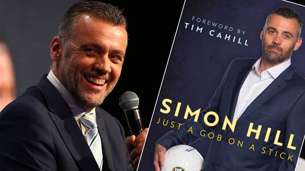 Why are football books a hard sell in Oz?
