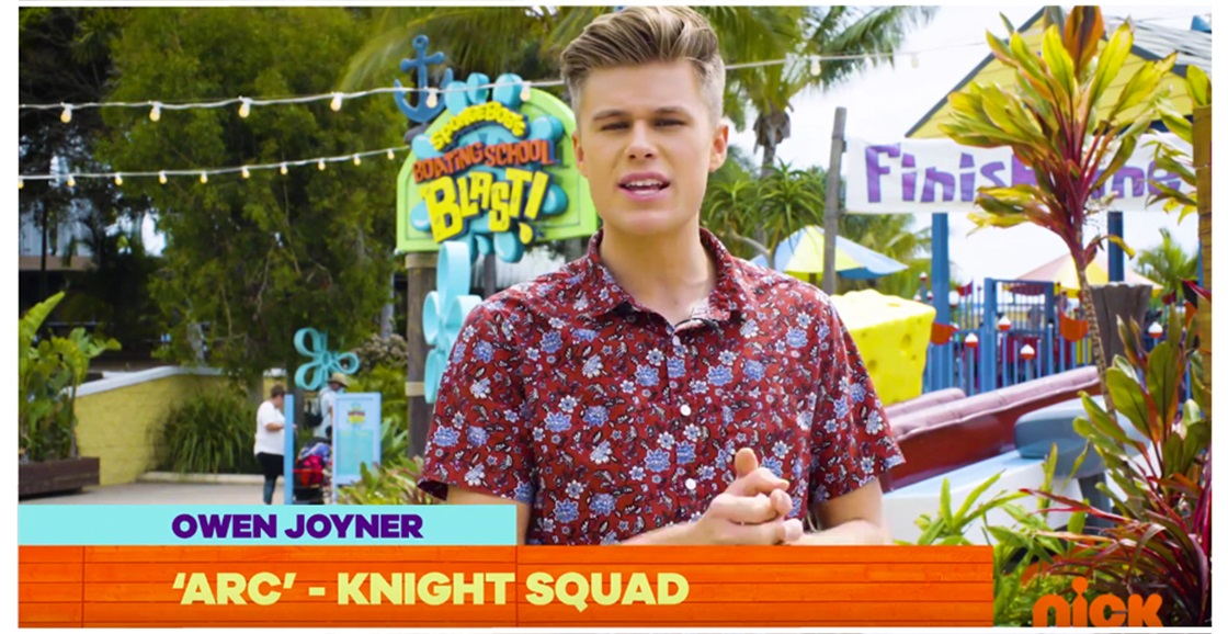 Join Owen Joyner For New Knight Squad Episodes