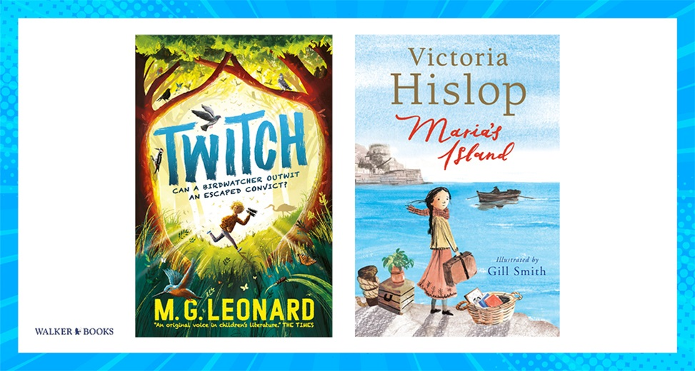 TOTAL GIRL JUL'21 AN ADVENTURE BOOK PACK GIVEAWAY