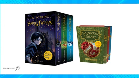 TOTAL GIRL JUL'21 A CURL UP WITH HARRY POTTER THIS WINTER BOOK PACK GIVEAWAY