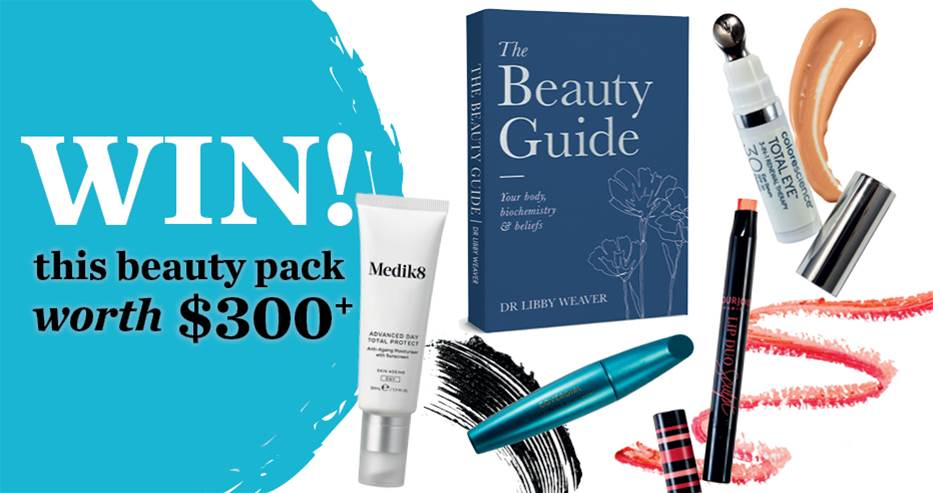 WIN a Beauty Prize Pack Worth Over $300!