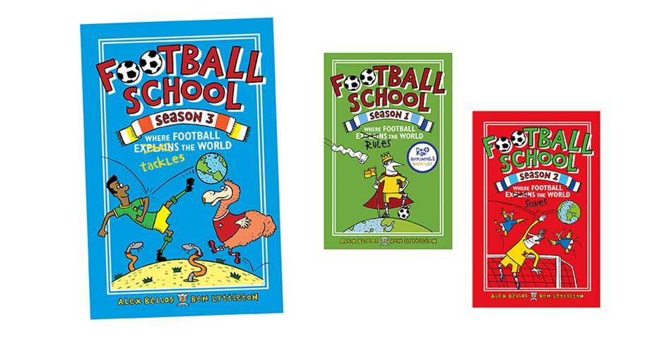 K-ZONE MAY'19 THE FOOTBALL SCHOOL BOOK PACK GIVEAWAY