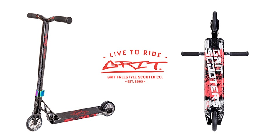 K-ZONE MAY'19 GRIT ELITE XM SCOOTER GIVEAWAY