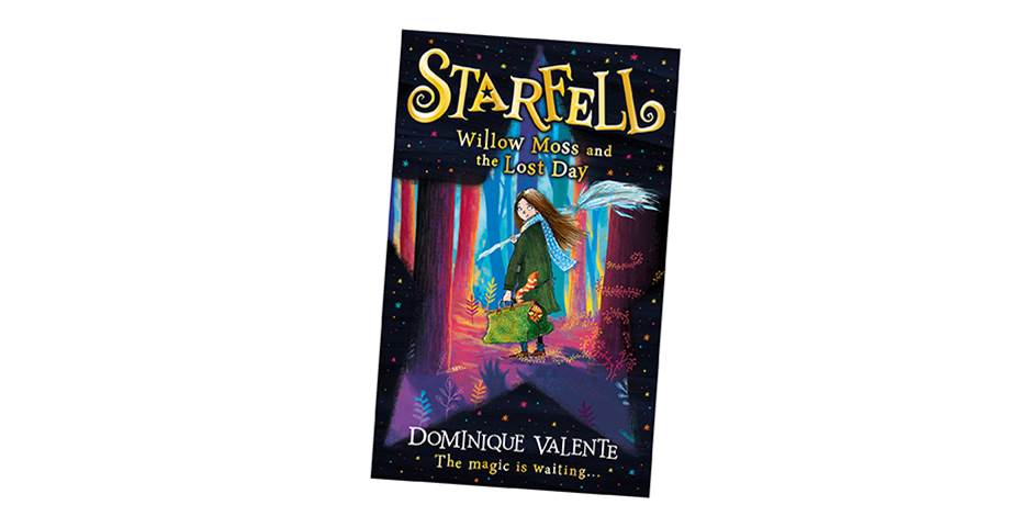 K-ZONE MAY'19 STARFELL: WILLOW MOSS AND THE LOST DAY GIVEAWAY