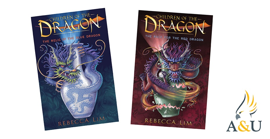 K-ZONE MAY'19 CHILDREN OF THE DRAGON BOOK PACK GIVEAWAY