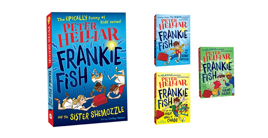 K-ZONE MAY'19 FRANKIE FISH BOOK PACK GIVEAWAY