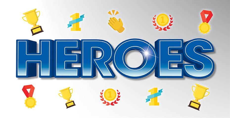 #HEROES