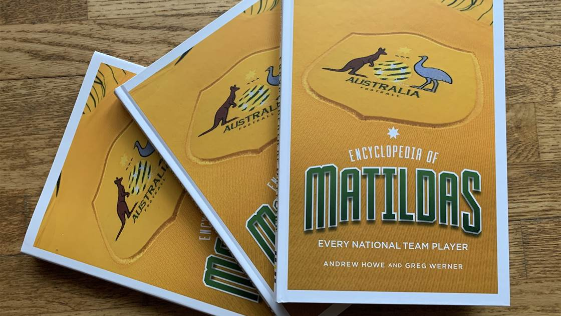 Win a copy of the Encyclopedia of Matildas!