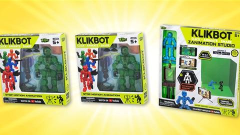K-ZONE DEC'19 KLIKBOT FOR CHRISTMAS