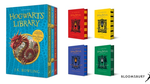 K-ZONE MAR'20 HARRY POTTER BOOK PACK GIVEAWAY