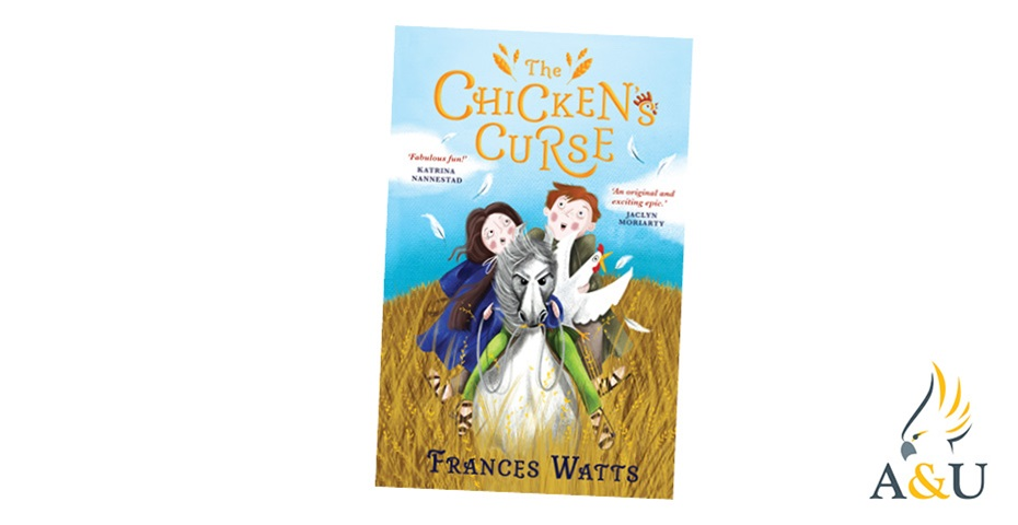 K-ZONE MAR'20 THE CHICKEN'S CURSE BOOK GIVEAWAY