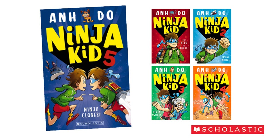K-ZONE MAR'20 NINJA KID BOOK PACK
