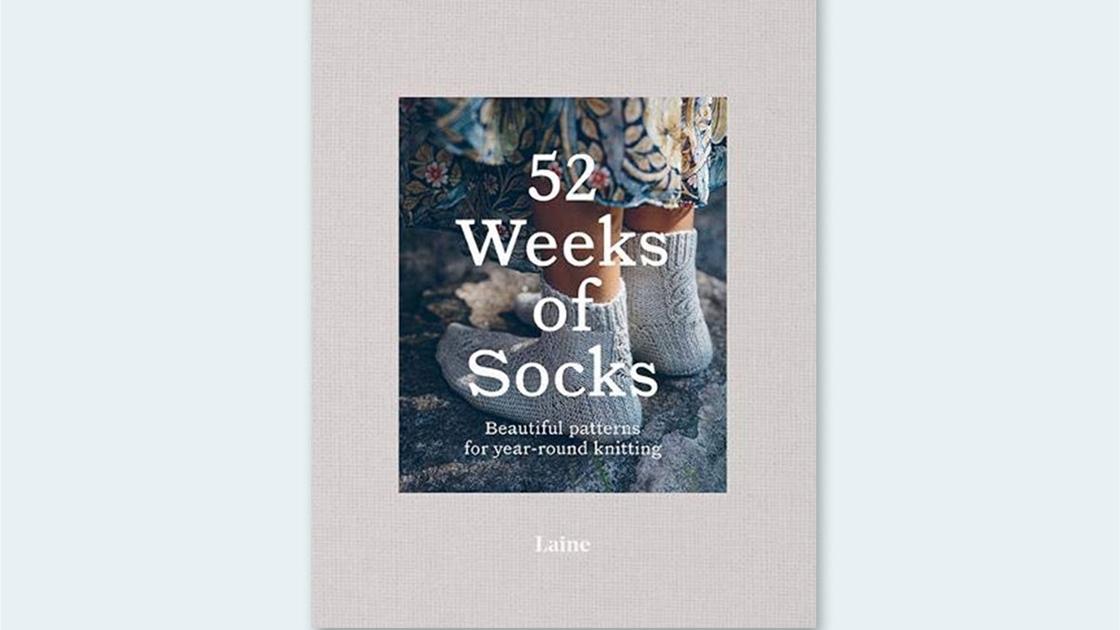 52 weeks of socks book