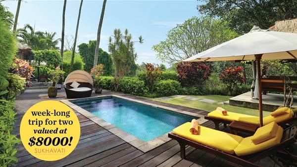 WIN an Ayurvedic Wellness Holiday in Bali valued at $8,000!
