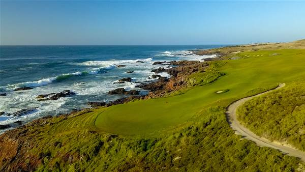 VOTE for your favourite Australian golf courses & WIN!
