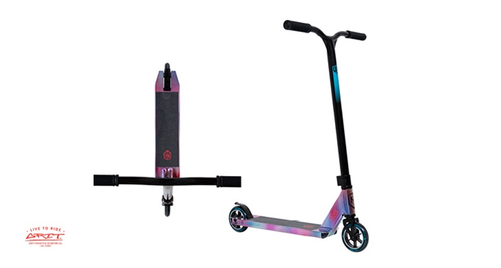 TOTAL GIRL APR'21 A GRIT FLUXX SCOOTER GIVEAWAY