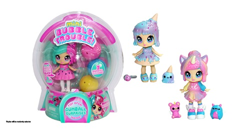 TOTAL GIRL APR'21 A MINI BUBBLE TROUBLE PRIZE PACK GIVEAWAY