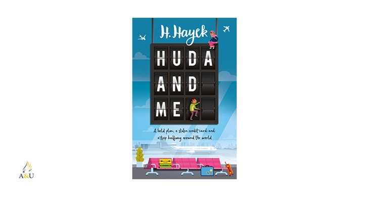 TOTAL GIRL APR'21 A HUDA AND ME BOOK GIVEAWAY
