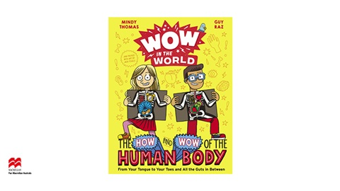 TOTAL GIRL APR'21 WOW IN THE WORLD BOOK GIVEAWAY