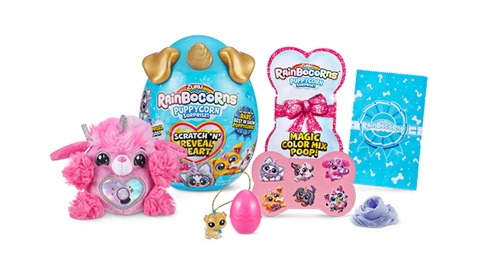 TOTAL GIRL APRIL'21 PUPPYCORN SURPRISE! PRIZE PACK GIVEAWAY