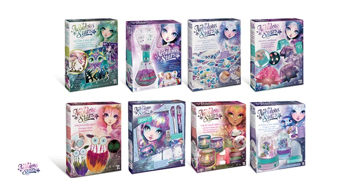 TOTAL GIRL APR'21 A NEBULOUS STAR PRIZE PACK GIVEAWAY