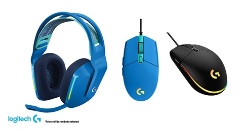 TOTAL GIRL APR'21 LOGITECH G PRIZE PACK GIVEAWAY