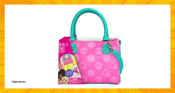 TOTAL GIRL MAY'21 A BARBIE HANDBAG GIVEAWAY