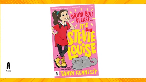 TOTAL GIRL MAY'21 A DRUM ROLL PLEASE, IT'S STEVIE LOUISE BOOK GIVEAWAY