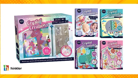 TOTAL GIRL MAY'21 A CURIOUS CRAFT PRIZE PACK GIVEAWAY