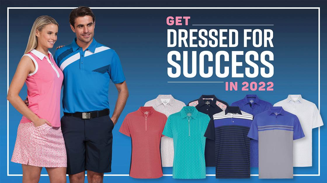 WIN $12,000 worth of apparel for your golf club teams