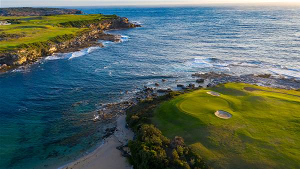 VOTE for your favourite Aussie courses & WIN Callaway gear worth $5,400!